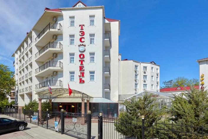 ТЭС-отель Резорт & Спа, Евпатория, Крым