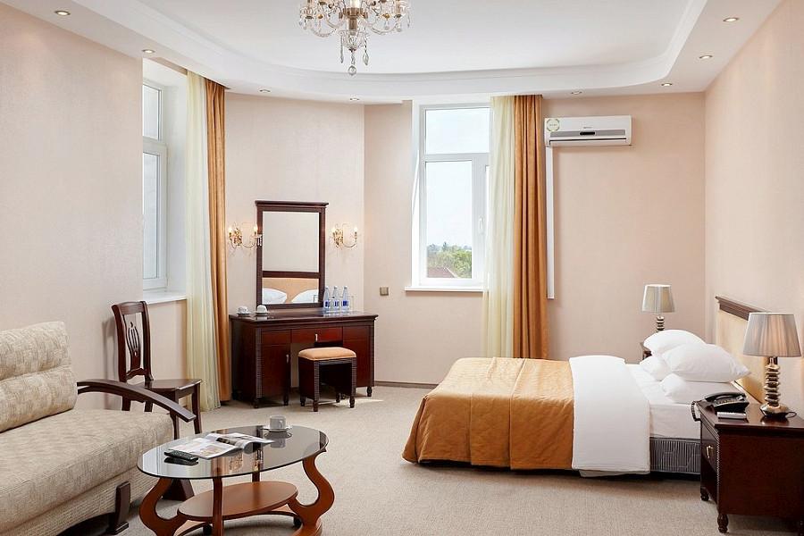 Семейный четырехместный номер ТЭС-отель Резорт & Спа