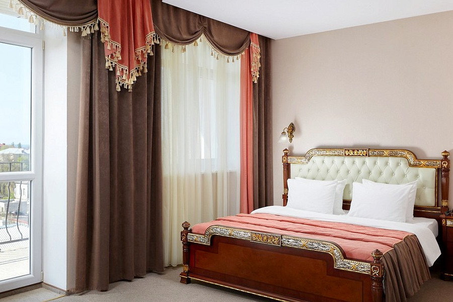 Полулюкс двухместный ТЭС-отель Резорт & Спа