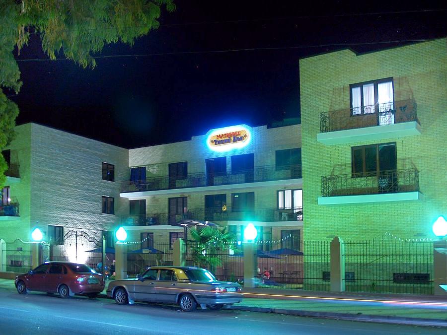 Гостиница Тихий Дон вечером