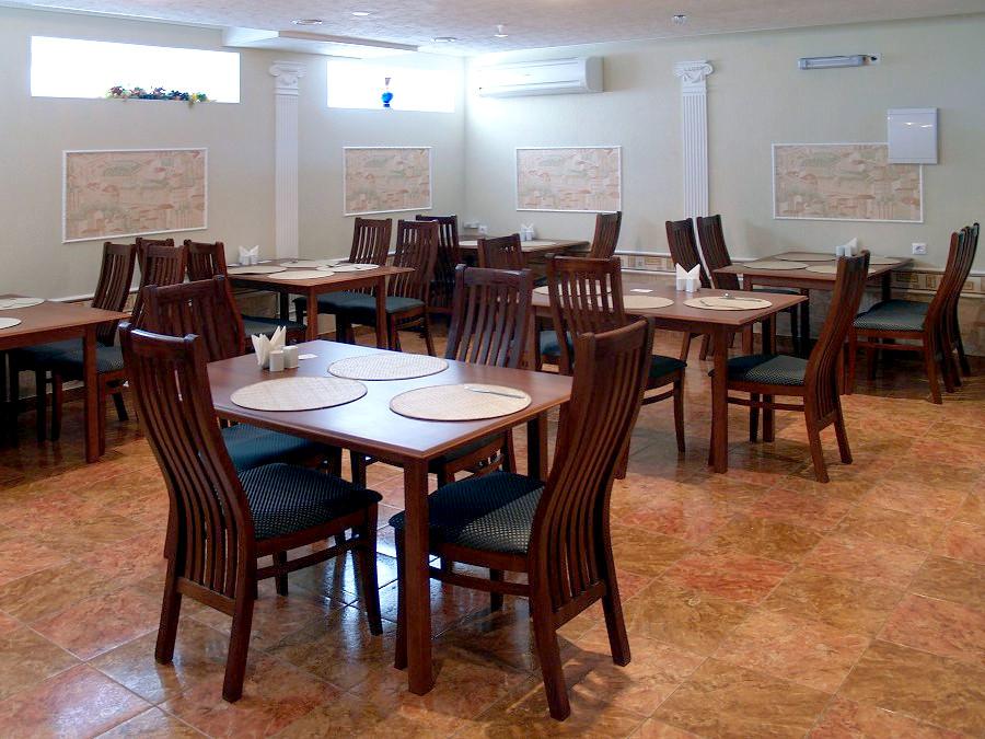 Кафе гостиницы Тихий Дон
