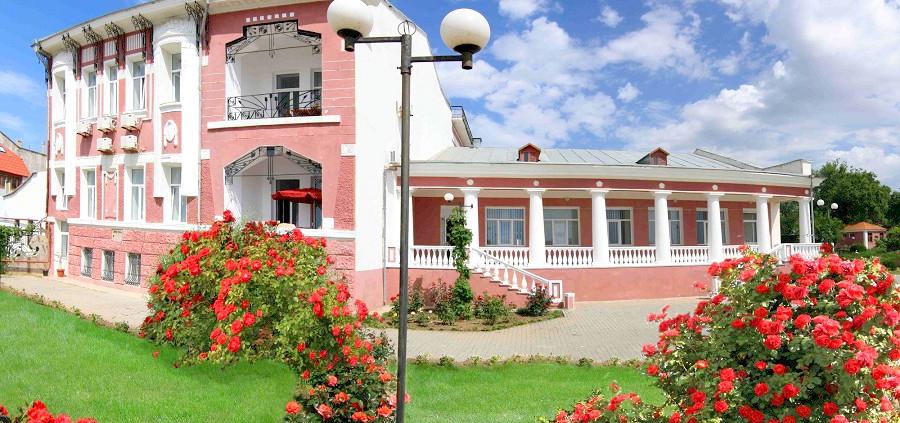 Пансионат Трехгорка, Евпатория, Крым