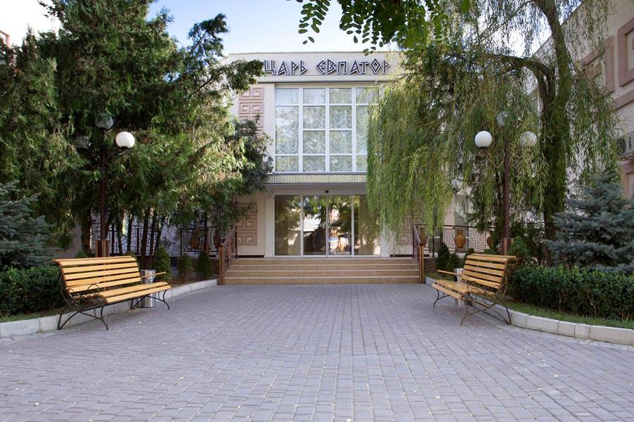 Пансионат Царь Евпатор, Евпатория, Крым