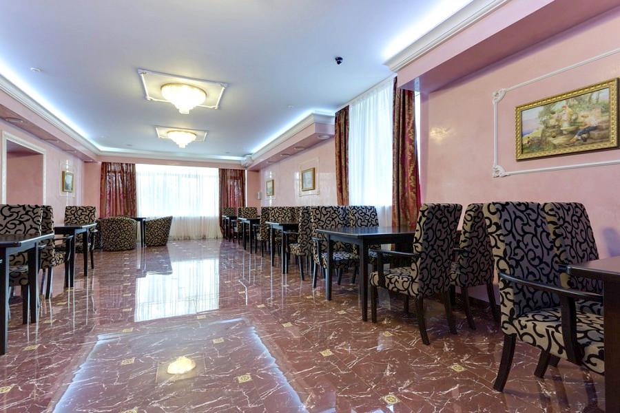 Ресторан пансионата Царь Евпатор