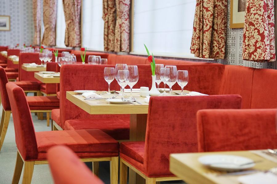 Ресторан Tulip Inn Rosa Khutor, Красная Поляна, Сочи