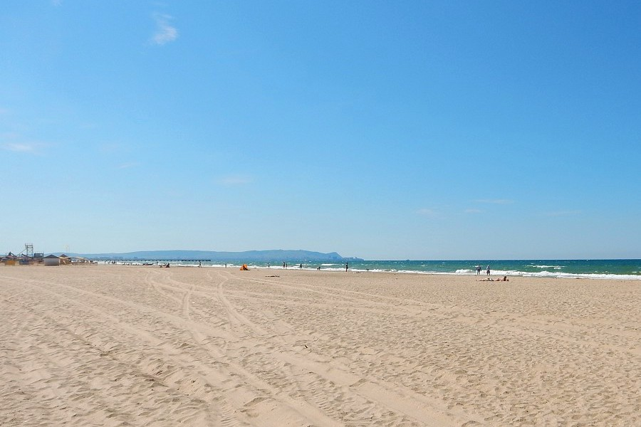 Пляж Витязево, Анапа