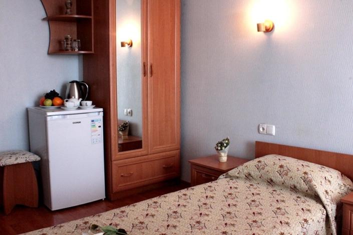 Стандарт двухместный с раздельными кроватями в Корпусе 1 санатория Утес