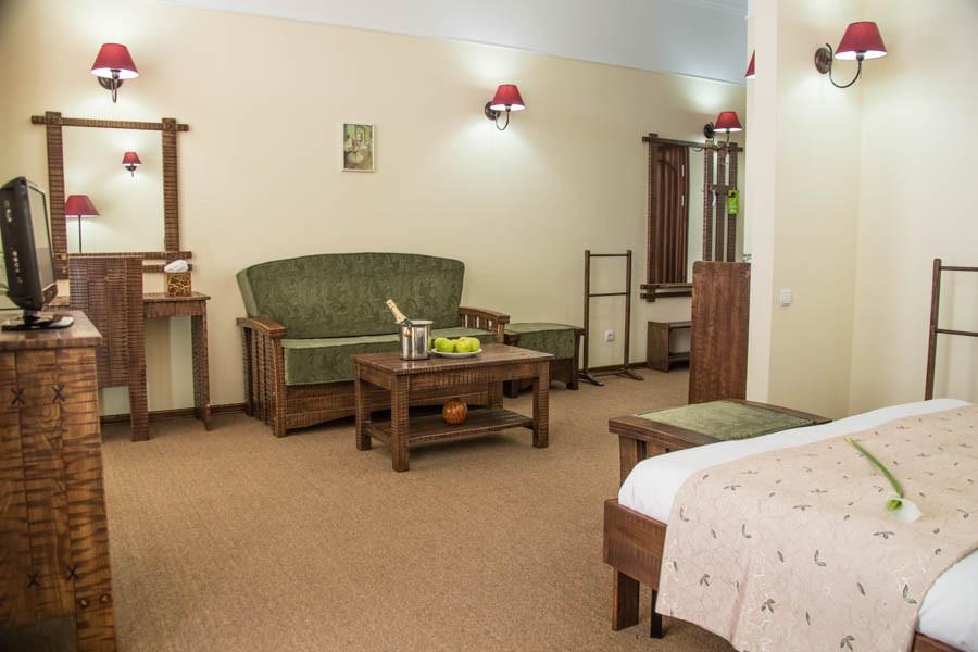 Студия двухместная в Корпусе 3 санатория Утес