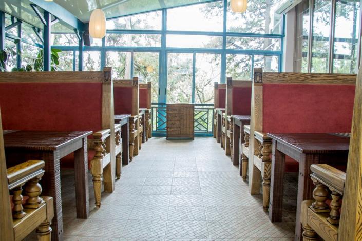 Ресторан санатория Утес