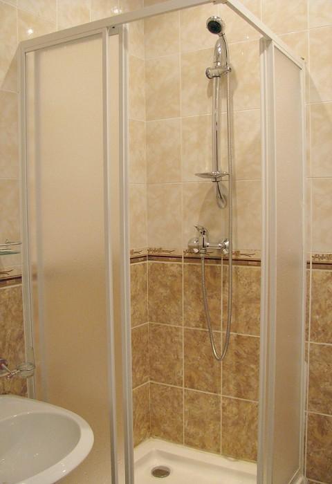 Туалетная комната Стандартного номера отеля Утомленные солнцем