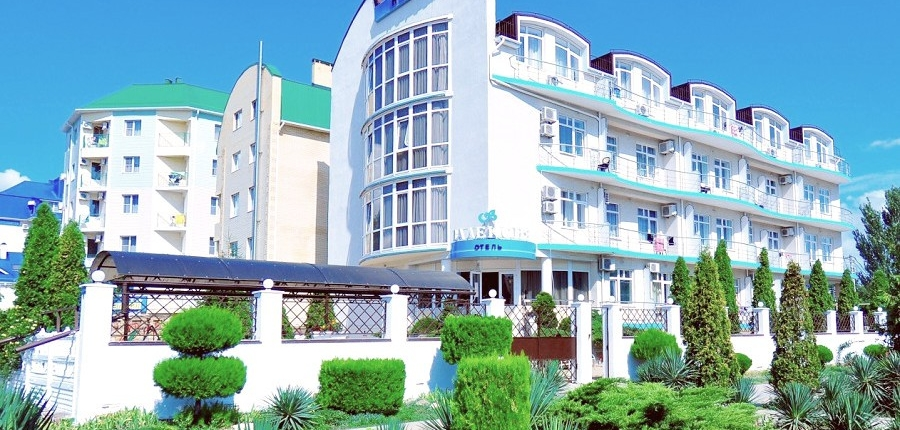Отель Валенсия, Анапа, Джемете