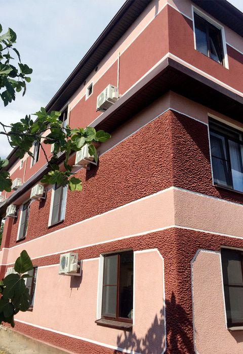 Гостиница Валентина, Абхазия, Гечрипш