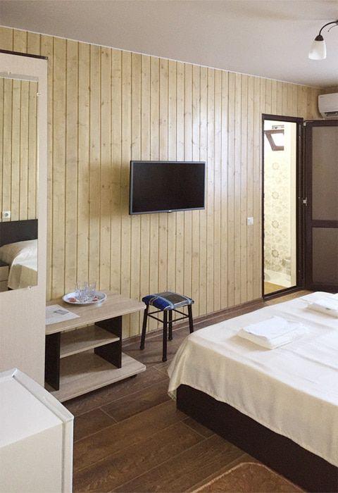 Двухместный Стандарт гостиницы Валентина