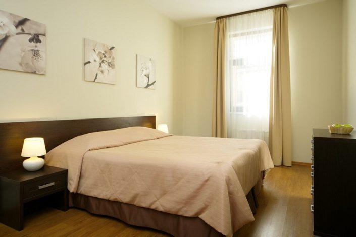 Апартаменты двухкомнатные с отдельной кухней Valset Apartments by Azimut