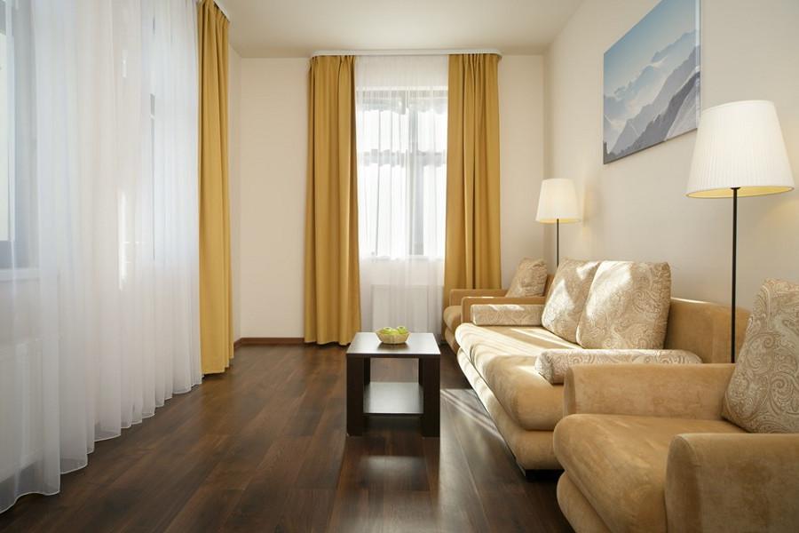 Апартаменты четырехкомнатные с отдельной кухней Valset Apartments by Azimut