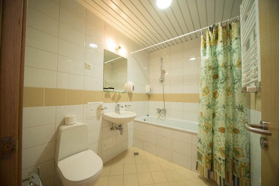 Ванная комната в номере Апартаменты-Студия Valset Apartments by Azimut
