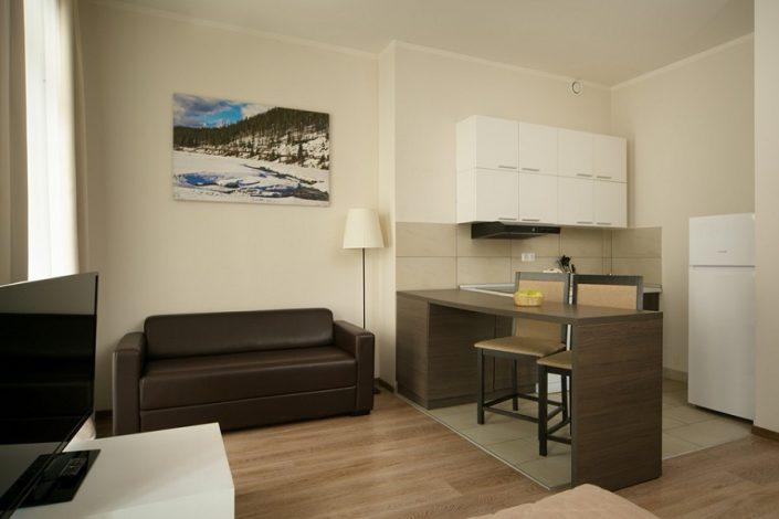 Апартаменты-Студия Valset Apartments by Azimut