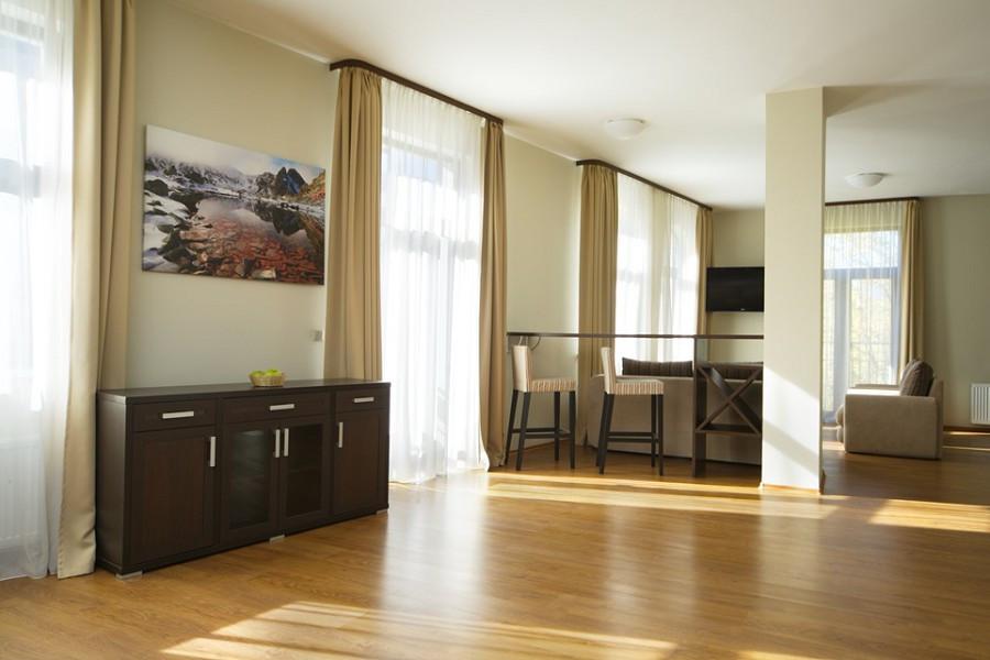 Президентские Апартаменты-Студия Valset Apartments by Azimut