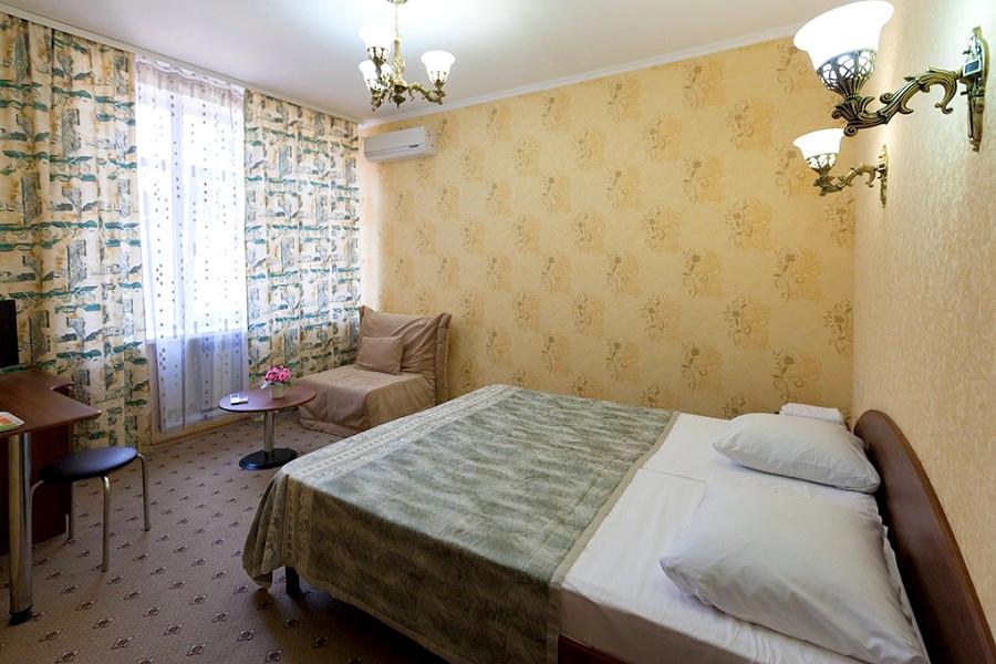Стандарт двухместный отеля Вариант