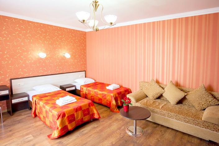 Комфорт двухместный отеля Вариант