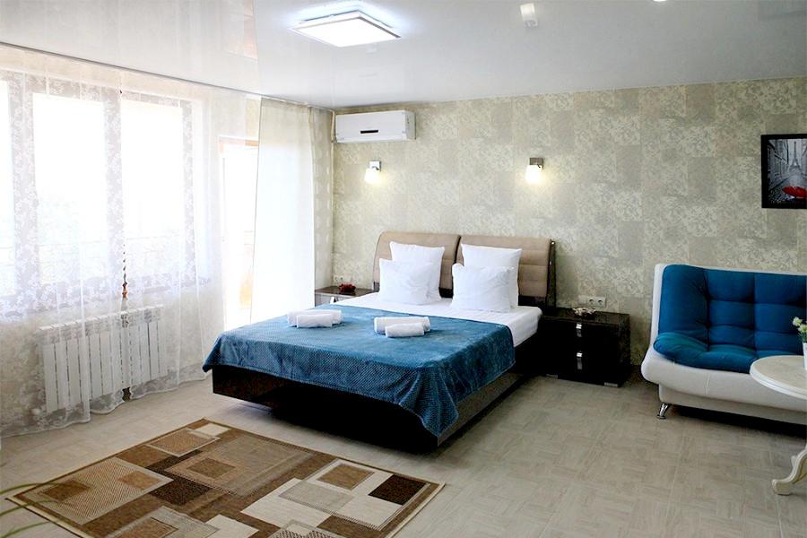 Полулюкс двухместный отеля Вариант