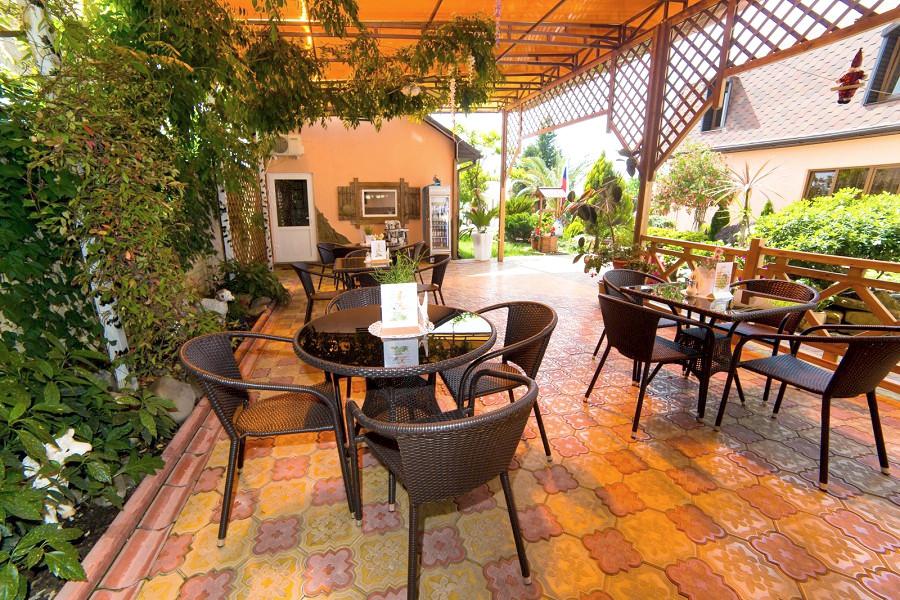 Кафе отеля Вариант