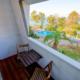 Вид с балкона одного из Стандартных номеров гостиницы ВатерЛоо