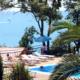 Солярий у бассейна гостиницы ВатерЛоо