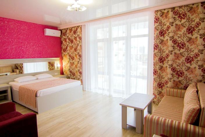 Студия двухместная отеля Venera Resort