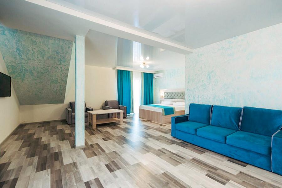 Апартаменты двухместные отеля Venera Resort