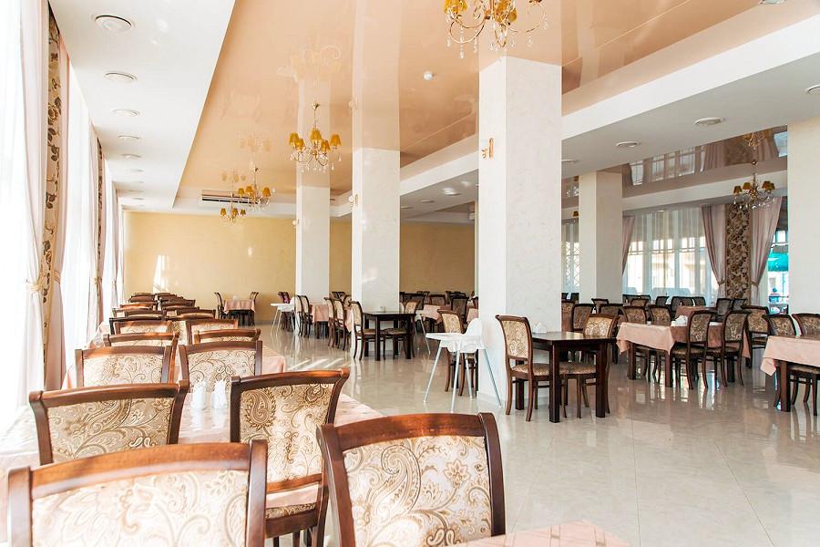 Ресторан отеля Venera Resort