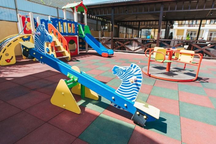 Детская площадка отеля Venera Resort