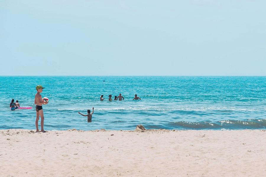 Пляж отеля Venera Resort