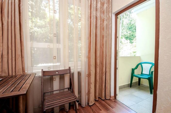 Одноместный номер гостевого дома Виктор