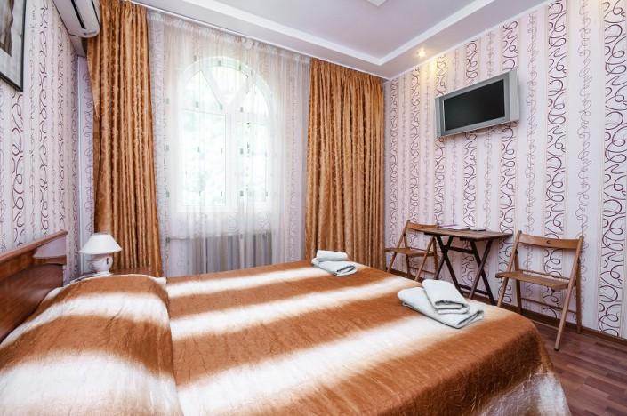 Номер Стандарт двухместный гостевого дома Виктор