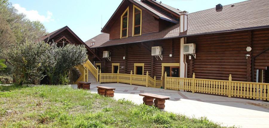 Отель Вилла Аквавизи, Гагра, Абхазия
