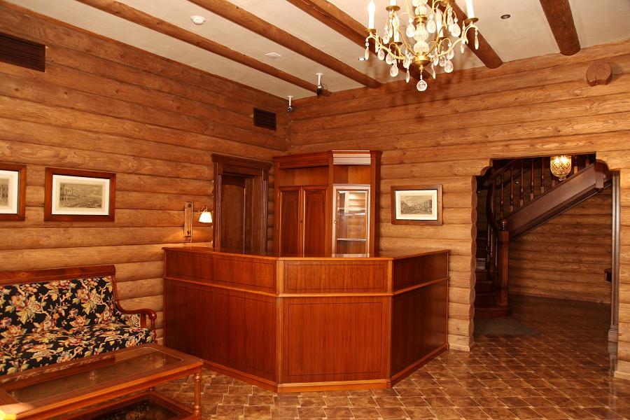 Служба приема и размещения отеля Вилла Аквавизи