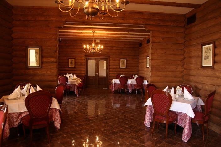 Ресторан отеля Вилла Аквавизи