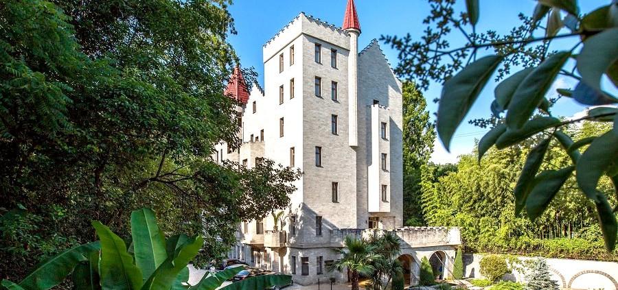 Отель Вилла Анна, Сочи