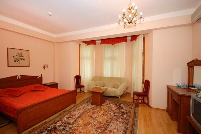 Номер ПК (повышенной комфортности) отеля Вилла Анна