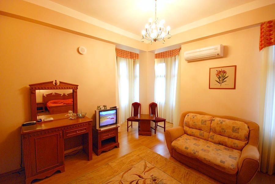Номер ПК отеля Вилла Анна