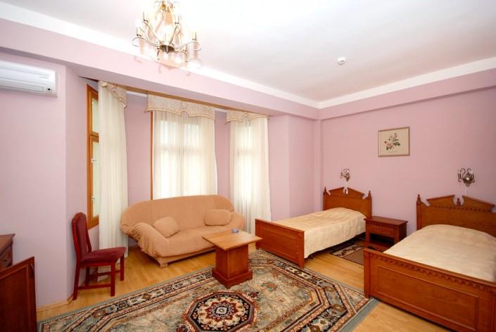 Номер улучшенной планировки отеля Вилла Анна
