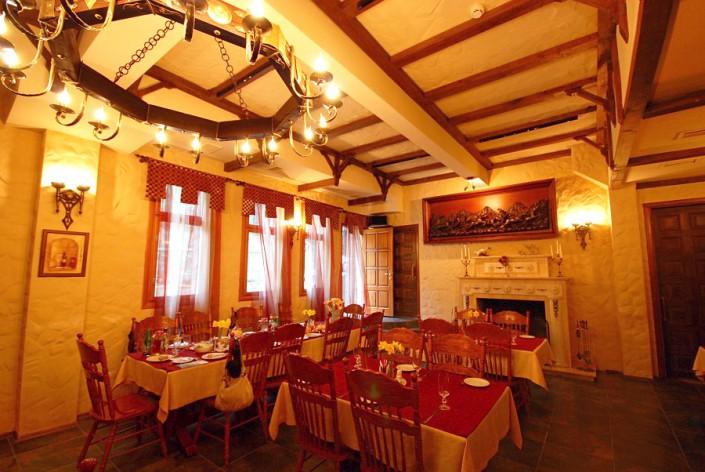 Ресторан отеля Вилла Анна