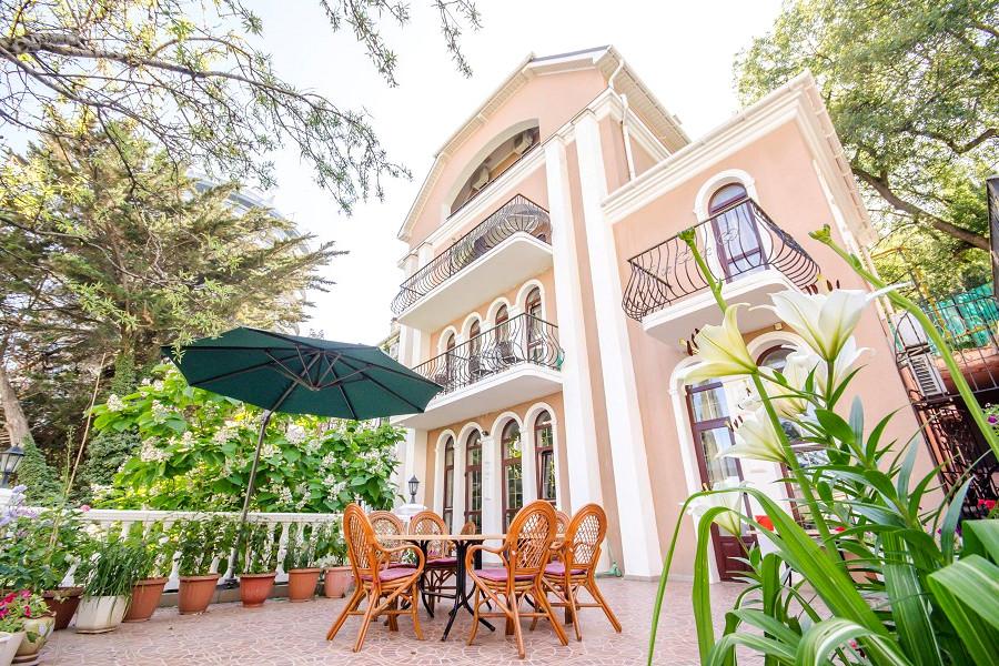 Гостевой дом Вилла Багратион, Ялта, Крым