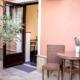 Стандарт двухместный с отдельным входом и террасой в гостевом доме Вилла Багратион