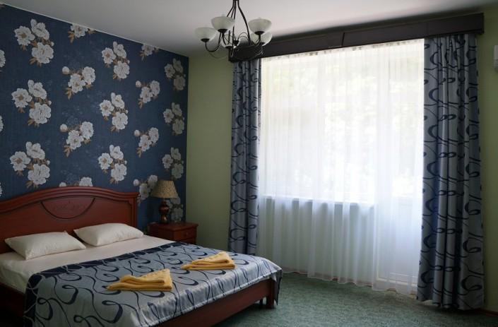 Полулюкс двухместный гостиницы Вилла Леона, Гагра, Абхазия