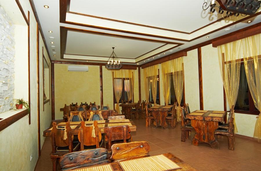 Ресторан гостиницы Вилла Леона