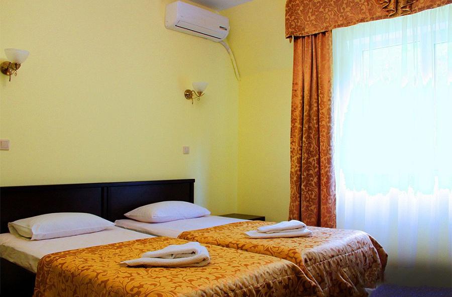 Эконом двухместный гостиницы Вилла Леона, Гагра, Абхазия