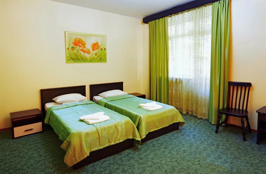 Стандарт двухместный гостиницы Вилла Леона, Гагра, Абхазия