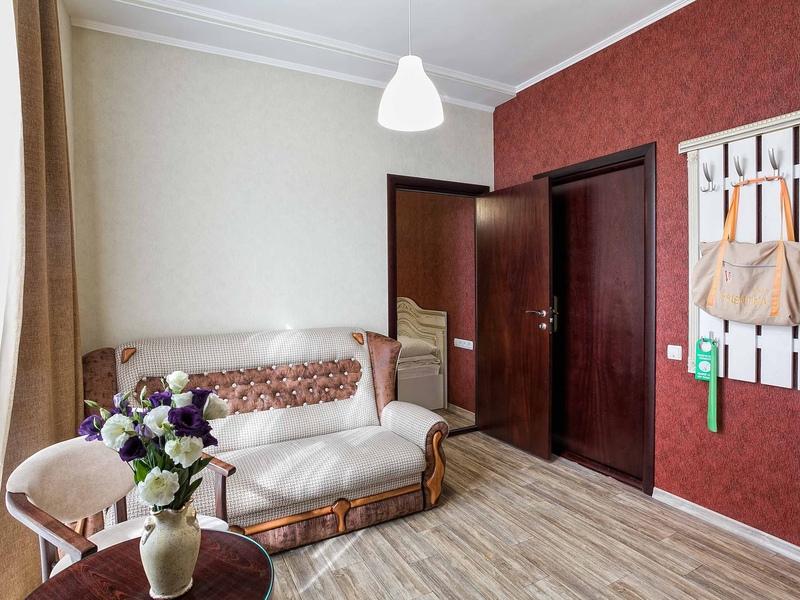 Комфорт Улучшенный двухместный отеля Вилла Валентина